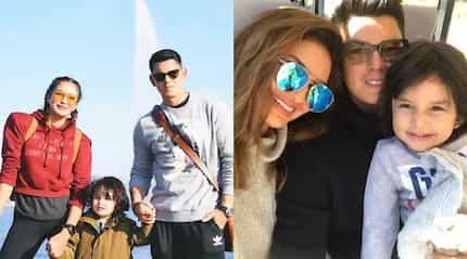 Sarah Lahbati and Richard Gutierrez lovingly tour Zion around the city where he's born