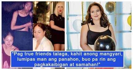 Through thick and thin talaga! Karla Estrada, nagbalik-tanaw sa pagkakaibigan nila ni Vice Ganda