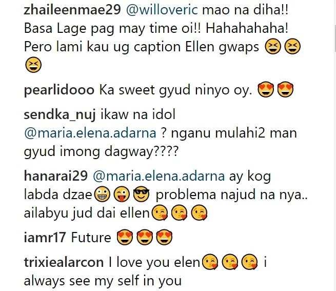 Babawi daw si ninong at ninang! Ellen Adarna greets Baby Olivia with a throwback picture with John Lloyd Cruz