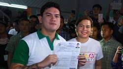 Baste Duterte files COC to run as Davao City's vice mayor