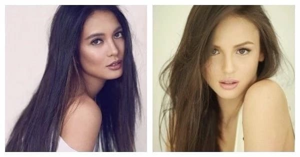 Pinoy celebrities who are sharing the same bloodline. Here ...  Jake Ejercito And Georgina Wilson
