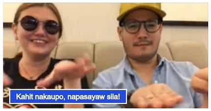 Angelica Panganiban, hiyang hiya na napa-Bboom Bboom Challenge kasama si John Prats