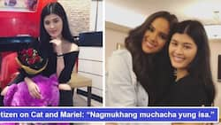 Mukha daw 'muchacha? yung isa' Mariel de Leon and Catriona Gray's meeting sparks new nasty comparisons from netizens between the two beauty queens