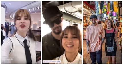 Honeymoon na ba 'to? Coleen Garcia & Billy Crawford share photos & videos of their trip to Korea