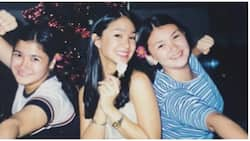 Heart Evangelista shares a throwback picture with Camille Prats and Angelica Panganiban