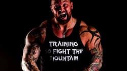 VIRAL: GOT villain shares 9-meal The Mountain diet