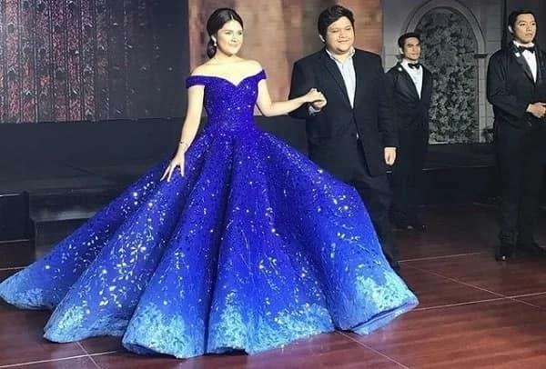 "Sosyalan talaga! Netizens' reaction upon seeing the photos from Isabelle Duterte's lavish debut party: ""Pang-royalty ang dating!"""
