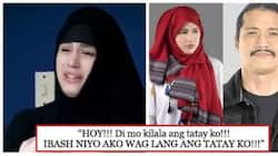Napikon na! Queenie Padilla Revert slams basher over Robin Padilla's 'PGT' controversy