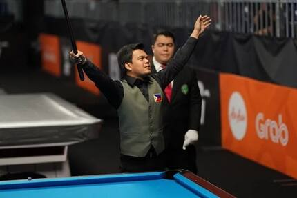 Carlo Biando is the first Filipino to win the World 9-Ball Championship since Francisco Bustamante in 2010!