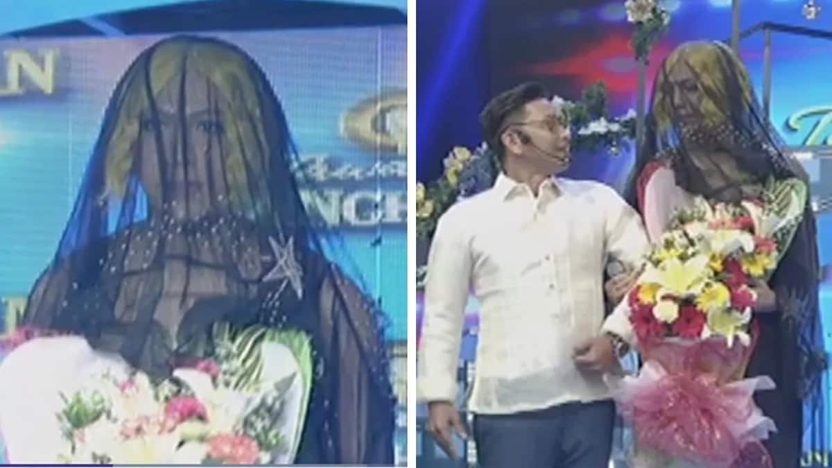 """Vice Ganda turns into Ivy """"Agnas"""" in It's Showtime"""