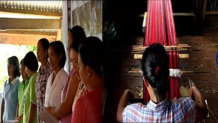 Kandama gives hope to Ifugao women by reviving a culture