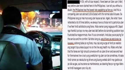 This Pinay netizen defends Uber drivers in this eye-opening viral post
