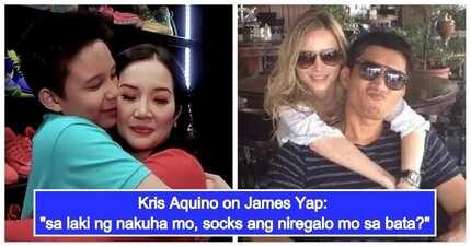 Kris Aquino, inakusahan si James Yap ng pagiging kuripot sa anak nilang si Bimby!