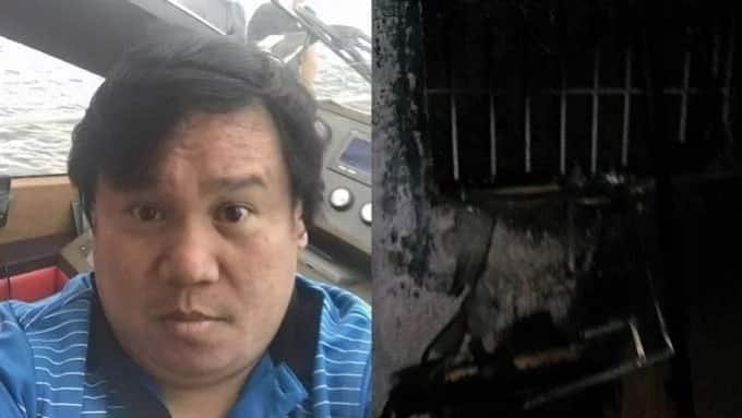 Talent manager laments indifference of some former talents when his house was razed by fire