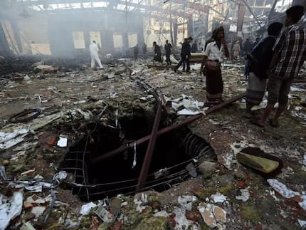 America Just Bombed Yemen. Here's Why This Situation Is A Sh*t