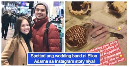 Nagpakasal na? Ellen Adarna at John Lloyd Cruz, pormal na nga bang bubuo ng pamilya?