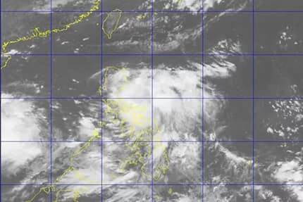 La Nina is here: Tropical depression Ambo forms east Luzon