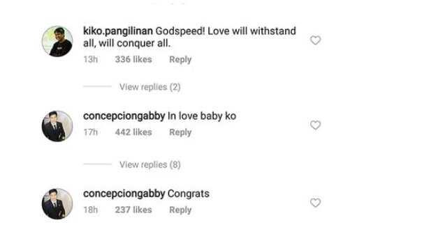 Boyfriend ni KC Concepcion, aprub na aprub sa kanyang mga magulang