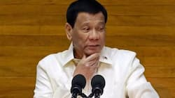 President Duterte states that his only 'sin' is the 'extrajudicial killings'