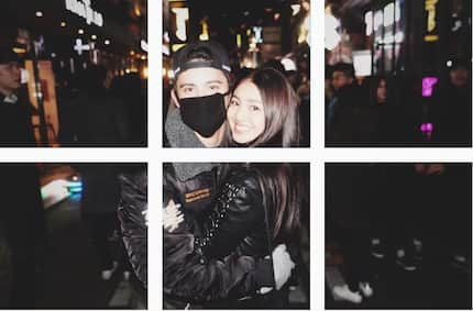 Forever na ba ito? James Reid madly inlove with Nadine Lustre TIMY amid car sex controversy