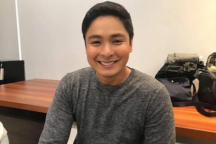 Coco Martin reveals special reason for his decision to go solo in ABS-CBN Ball