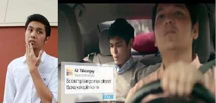 Uber sa kilig! Netizen's Uberpool moment is surprisingly sending 'kilig' waves all over social media