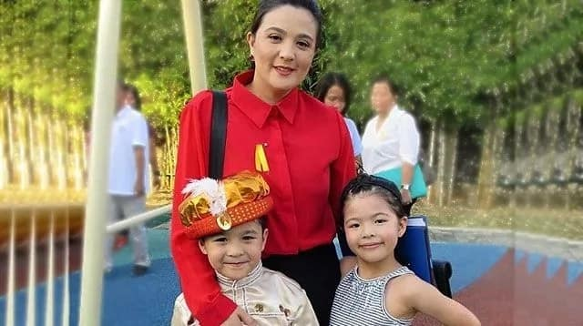 Sunshine Dizon becomes an inspiration to those in troubled relationships