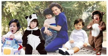 Happy Chumby! 11 Swoon-worthy photos ng unico hijo ni Toni Gonzaga na si Seve