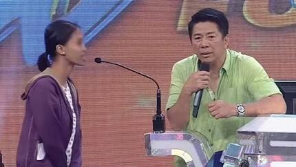 Wowowin contestant na 13 taong gulang na nabuntis ng lector, binatikos