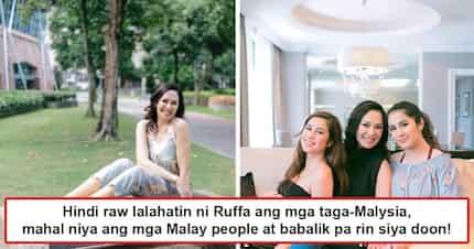 Di siya nadala't mahal pa rin ang Malaysia! Ruffa Gutierrez goes home with alleged traumatized daughters but still vows to return to Malaysia