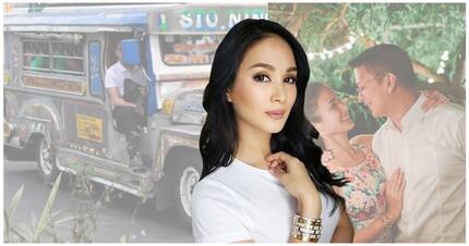 Heart Evangelista's sweetest memories with husband Sen. Chiz Escudero includes riding a jeepney