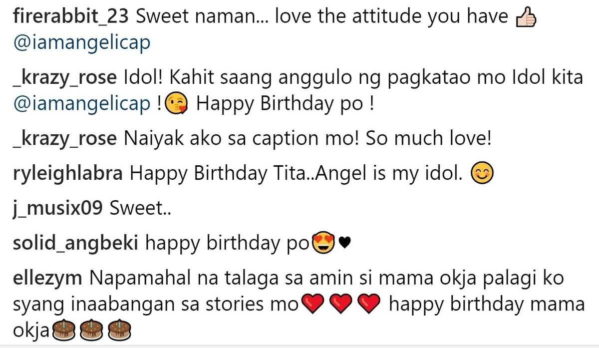 Hindi niya naramdaman na may kulang sa pagkatao niya! Angelica Panganiban pens a heartfel message for her adoptive mom