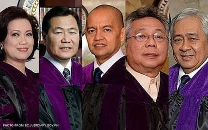 Bulok na hustisya! Dissenting judges stand firm that Marcos is NOT A HERO