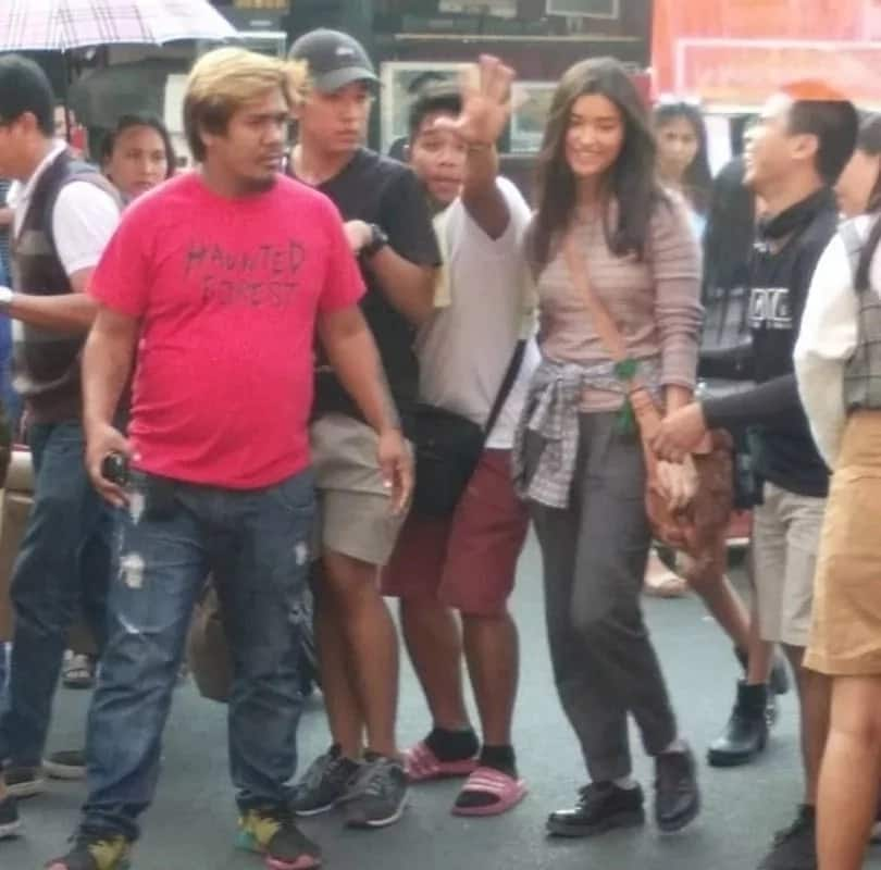 Liza Soberano experiences firsthand bashing because of her shoes