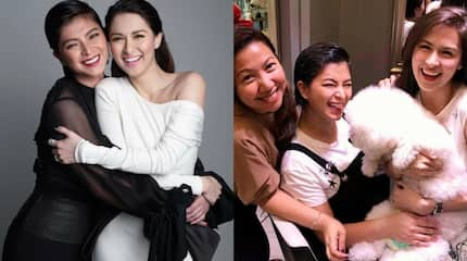 Darna beauties Marian Rivera and Angel Locsin bond over the most adorable reason