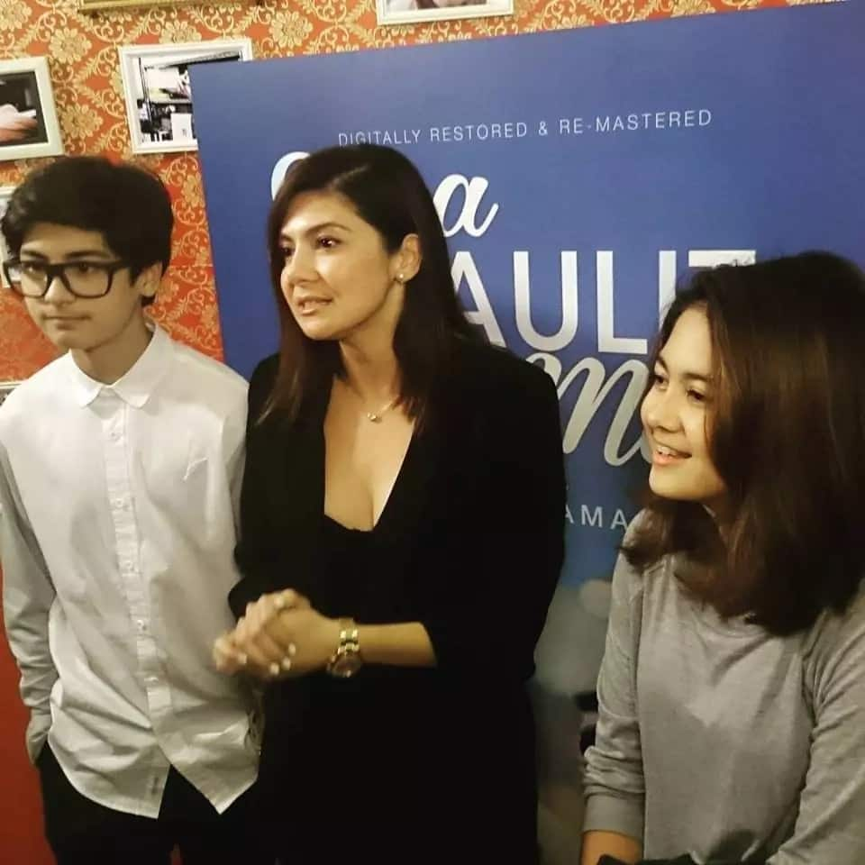 Andres Muhlach is starting to be just like Aga!