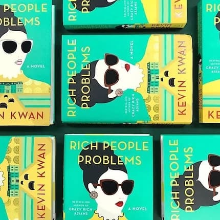 "Guess who is the special guest of ""Crazy Rich Asians"" author Kevin Kwan?"