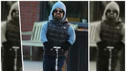 Internet finds photo of Peter Dinklage riding a scooter, goes crazy with it