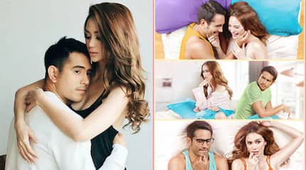 """Arci Munoz reveals she had to take a shot of liquor before doing her love scene with Gerald Anderson in """"Can We Still Be Friends"""""""