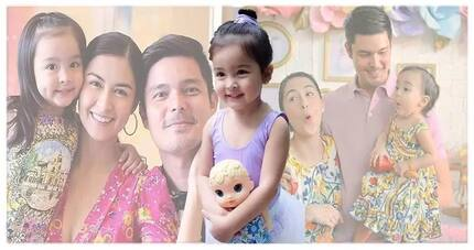 Artista in the making! 10 Cutest photos ni Zia Dantes na agaw-pansin online
