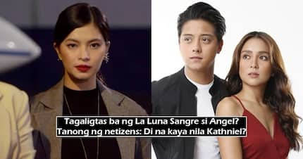 Angel to the rescue? Netizens surmise Angel Locsin's La Luna Sangre return as Jacintha Magsaysay is to help pull teleserye ratings up!