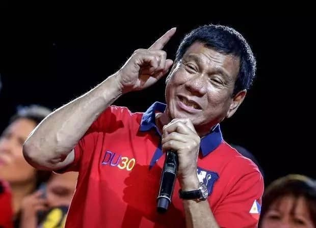 Behave na kasi kayo! Duterte threatens to kick out protesting UP students