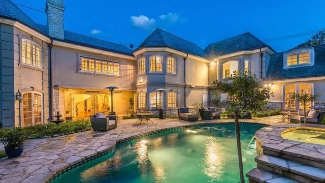 Sobrang ganda! A glimpse of Jackie Chan's $12.25M Or 612.5 Million Peso beautiful French villa-inspired mansion