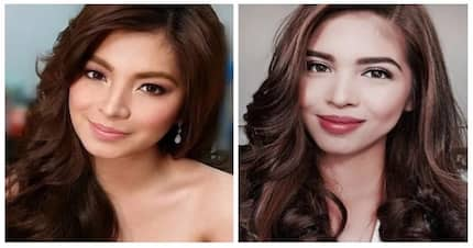 Angel Locsin reacts to Maine Mendoza's video impersonating her. The Kapuso star certainly didn't expect Angel's reply