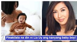 Pinakita na din sa wakas! Liz Uy shows Baby Xavi to the public for the first time