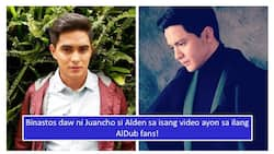 Binad finger daw si Alden Richards? Juancho Trivino gains AlDub outrage for 'rude' gesture caught on video