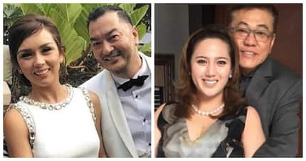 5 Filipina celebrities and their wealthy partners