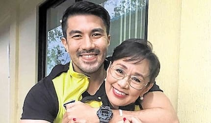 Luis Manzano sends message to Ate Vi's bashers telling them that it's not her
