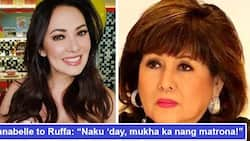 Nilait ng nanay! Ruffa Gutierrez admits it took an insult from Annabelle Rama for her to realize that she has become so fat