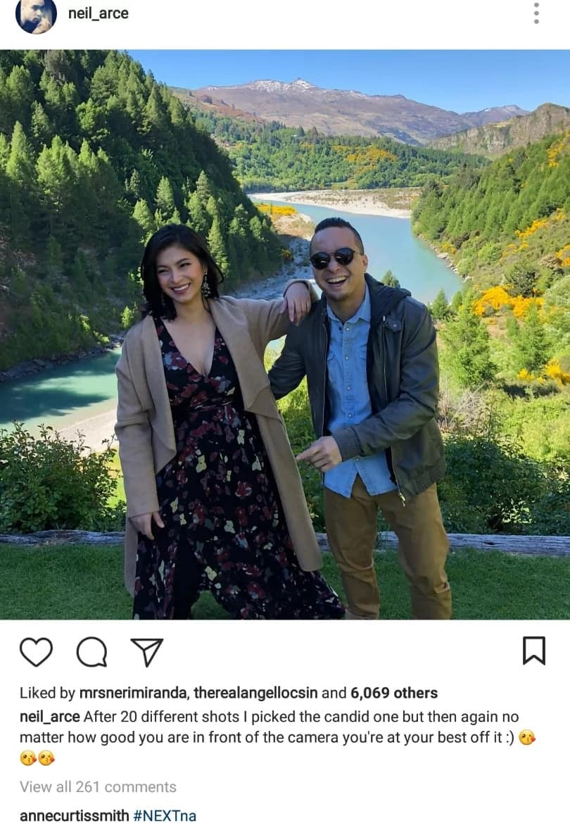 Kayo na daw susunod! Anne Curtis- Heussaff teases Angel Locsin and Neil Arce to be the next to get married